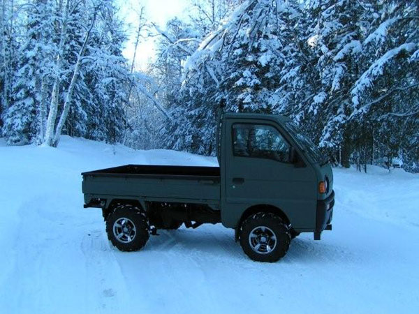 Cook Inlet Mini Trucks Equipment Amp Options