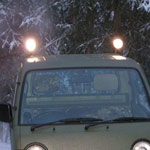 PIAA Driving Lights Sized for Your Mini Truck