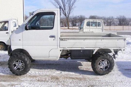 suzuki mini truck ...