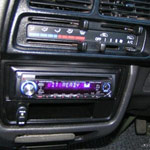 Stereo with Door Speakers, Ipod Ready