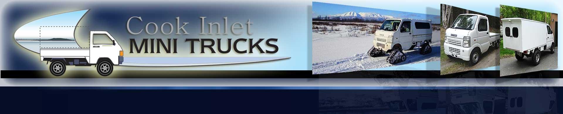 Cook Inlet Mini Trucks Alaska